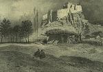 ქართლი, სურამის ციხე, 1847 წ.
