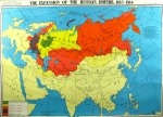 რუსეთის იმპერიის გაფართოება - 1613-1914 წწ.