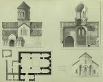 ბეთანიის ეკლესიის არქიტექტორული დეტალები, 1847