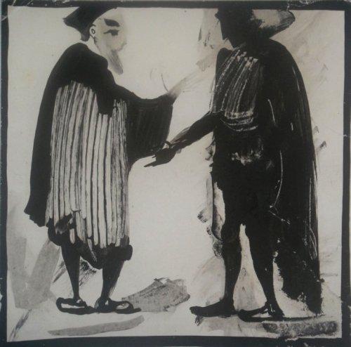ფაუსტი. ირაკლი ფარჯიანი; Irakli Parjiani Faust