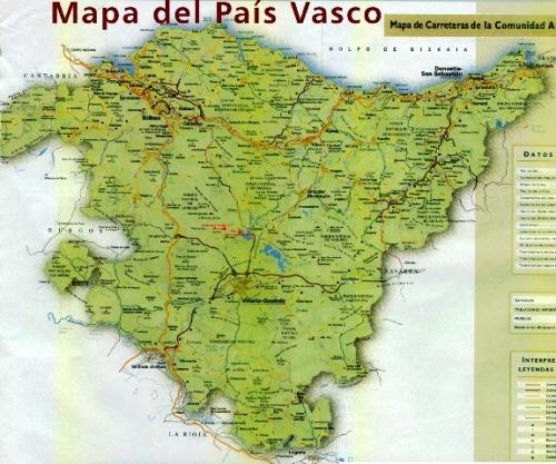 Mapa-del-Pais-Vasco ბასკეთი რუქა
