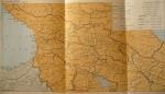 საქართველოს რუკა - 1914 წ.