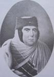 ერეკლე II-ს მეუღლე დარეჯან დედოფალი - Queen Darejan, wife of Erekle II