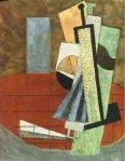 Couple de danseurs. Fall 1915. Pablo Picasso