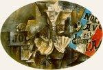 La coquille Saint-Jacques (Notre Avenir est dans l'a), Pablo Picasso