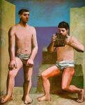 La flute de Pan. Pablo Picasso. Summer 1923. 205 x 174.5 cm.