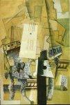 Le Gueridon. 1914. Pablo Picasso