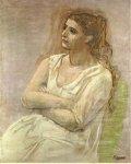 Sarah Murphy. Pablo Picasso. 1923.