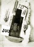 Violon. 1912. Pablo Picasso