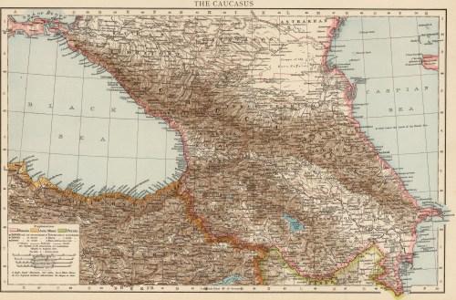 კავკასია - The Caucasus