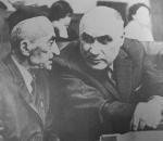 კონსტანტინე გამსახურდია, ირაკლი აბაშიძე, 1972 წ.