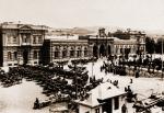 რკინიგზის სადგური - Tbilisi Train Station. 1904
