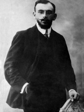 მიხეილ ჯავახიშვილი, ბელგია 1910 წ.