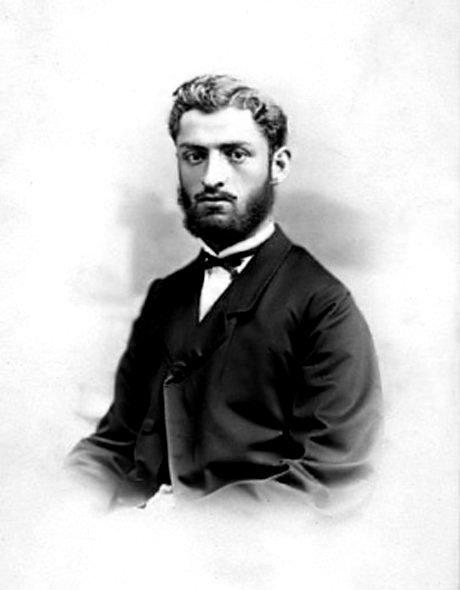 დავით სარაჯიშვილი, 1860 წელი