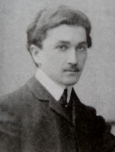 დიმიტრი უზნაძე - Dimitri Uznadze