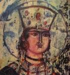 თამარ მეფე - Queen Tamar. ვარძია