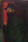 იაკობ ნიკოლაძის პორტრეტი, 1922