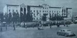 საცხოვრებელი სახლი ვაგზლის მოედანზე. არქ. მ. ჩხიკვაძე - Tbilisi Train Station Square