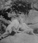 სანდრო ახმეტელი და თამარ წულუკიძე. 1931