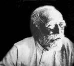 დავით კლდიაშვილი, 1930 წ. კინოკადრი, გადაღებული კოტე მარჯანიშვილის მიერ