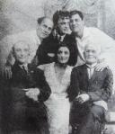 აკაკი ხორავა, სანდრო ახმეტელი. დ. ჩხეიძე, თამარ ჭავჭავაძე. 1930-იანი წლები