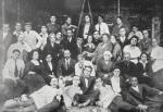 რუსთაველის თეატრის დასი, 1923 წ