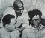 სანდრო შანშიაშვილი, აკაკი ხორავა, სანდრო ახმეტელი. 1920-იანი წლები