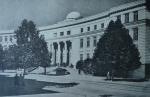 უნივერსიტეტი. არქიტექტორი მ. შავიშვილი. 1937 წ.