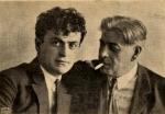 სანდრო ახმეტელი, კოტე მარჯანიშვილი; Sandro Akhmeteli, Kote Marjanishvili