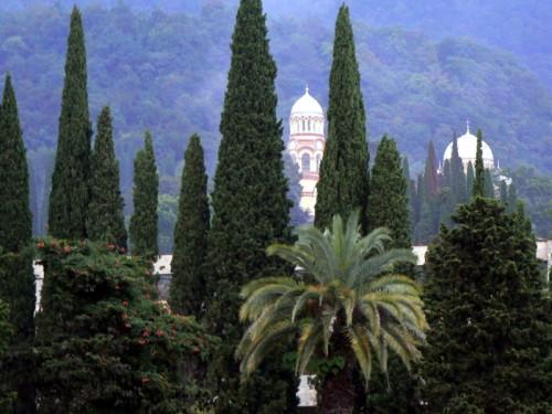 Abkhazia, Novy Afon Monastery