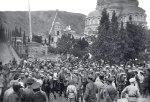 გერმანელთა ჯარის შემოსვლა თბილისში
