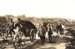 გერმანელთა ჯარის ჩამოსვლა ფოთში 1918 წ