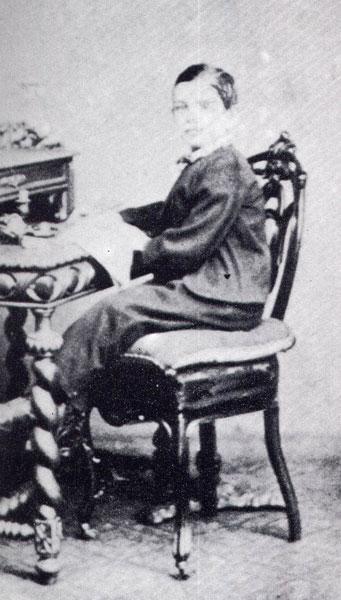 ზიგმუნდ ფროიდი, 1863 წ