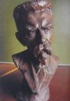 ოსკარ შმერლინგის პორტრეტი, მხატვარი გრაციან ხმელევსკი, 1920 წ.