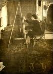 ქეთევან მაღალაშვილი. პარიზი. 1923 წ
