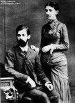 ფროიდი და მარტა; Freud and Martha in 1884