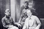 ფროიდი ვაჟებთან, 1916 წ.