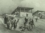 Daghestan. Mosquee de Yarag. (1847)