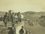 Daghestan septentrional. Gens du Chamkhal a Kasanistch. (1847)