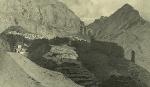 Daghestan. Vue generale d'Arakane. (1847)
