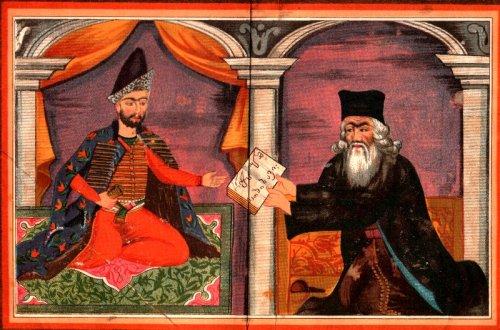 ვახტანგ VI და სულხან-საბა ორბელიანი