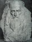 სულხან-საბა ორბელიანი, მოქანდაკე სილოვან კაკაბაძე, 1947 წ