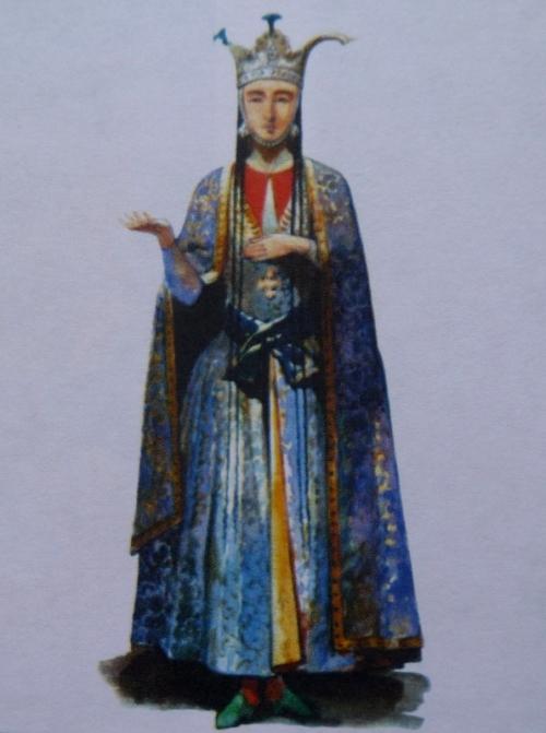 წმ. ქეთევან დედოფალი - St. Queen Ketevan