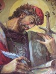 შოთა რუსთაველი. მხატვარი ალექსანდრე ციხელაშვილი