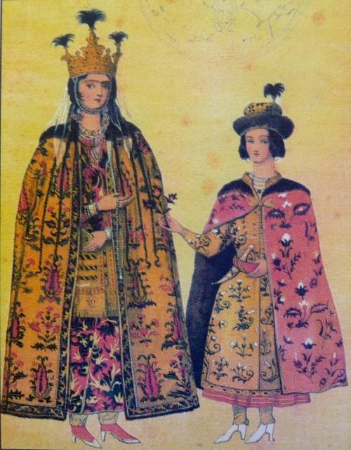 მარიამ დედოფალი - Queen Mariam