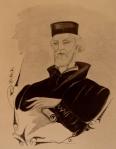 სულხან-საბა ორბელიანი, მხატვარი ლადო გუდიაშვილი