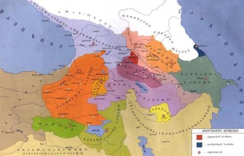 საქართველო 950-1000 წლებში - Georgia 950-1000
