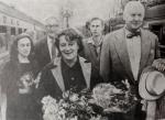 მარჯანიშვილის თეატრის გასტროლები მოსკოვში, 1962 წ.