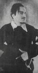 იაგო - გრიგოლ კოსტავა, უ. შექსპირი, ოტელო, რეჟ. გიგა ლორთქიფანიძე, ქუთაისის ლ.მესხიშვილის თეატრი, 1952 წ.