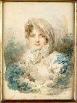 პეტრე ბაგრატიონის მეუღლე ეკატერინე ბაგრატიონი (ქალიშვილობაში სკავრონსკაია) (1782-1857)